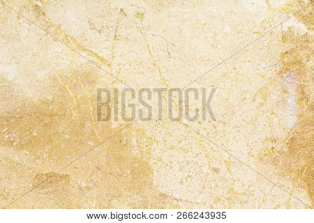 Beige Colors. Marble Texture Background. Natural Marble Stone Texture In Warm Colors. The Texture Of