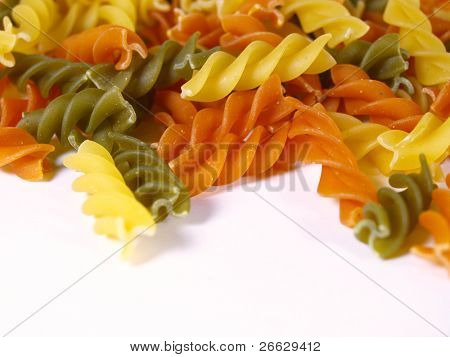 Spindles pasta