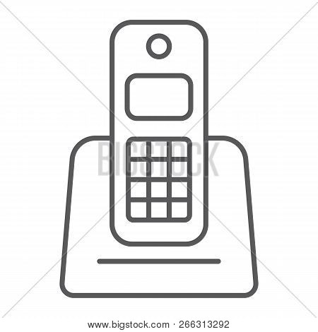 Wireless Telephone Vector & Photo (Free Trial) | Bigstock