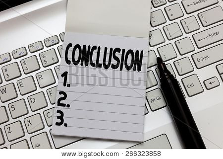 Text Sign Showing Conference. Conceptual Photo Event Where Group Talk About Particular Subject Meeti