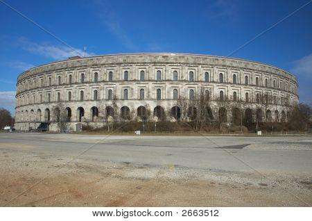Exterior of Hitler's Palais