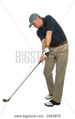 Golf Head Down