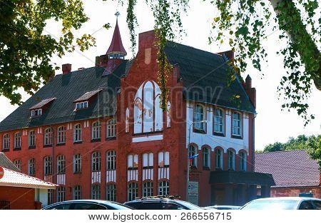 August 9, 2018, Baltiysk, Kaliningrad Oblast, Russia, Museum Of The Baltic Fleet, The Building Of In