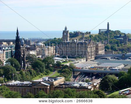 Edinburgh Landscape