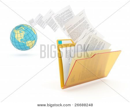 Transfer Of Documents.