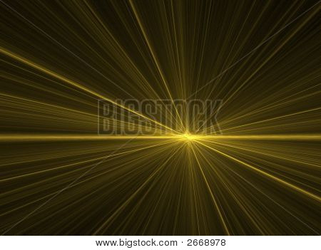 Glowing Point