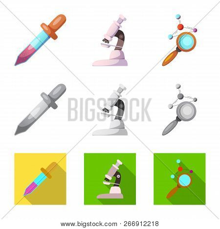 Isolated Object Of  And  Symbol. Collection Of  And  Stock Symbol For Web.