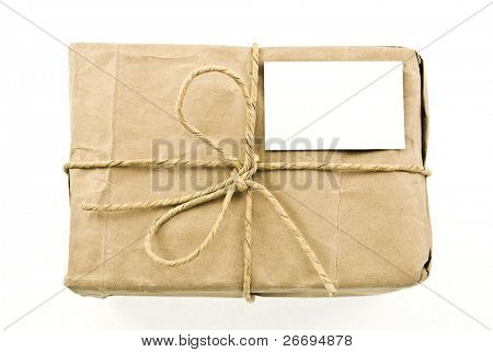 Paket per e-Mail Versand