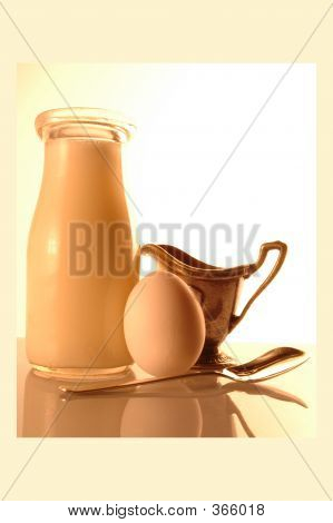 Milk And Egg
