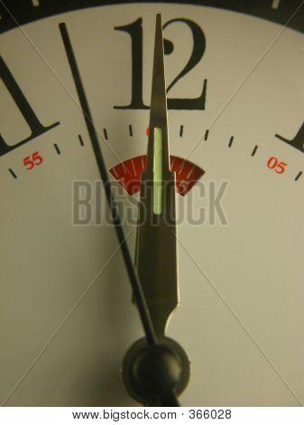 When The Clock Strikes Twelve