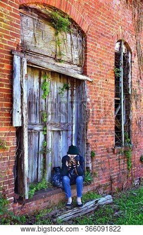 Hopeless To Escape Poverty