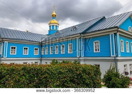 Church Of Saint Equal-to-apostles Mary Magdalene In Holy Trinity-saint Seraphim-diveyevo Convent In