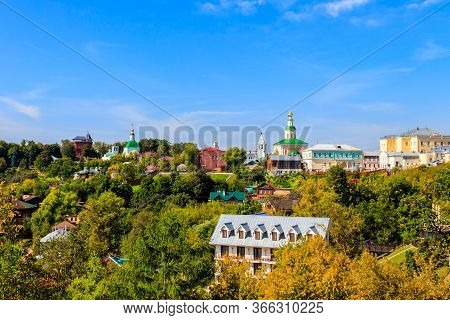 View Of The Vladimir City In Russia