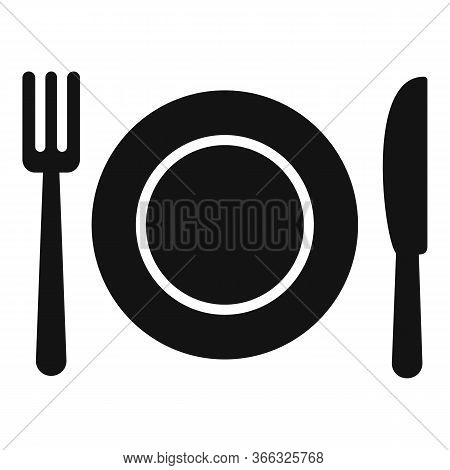 Cookware Icon. Simple Illustration Of Cookware Vector Icon For Web Design Isolated On White Backgrou
