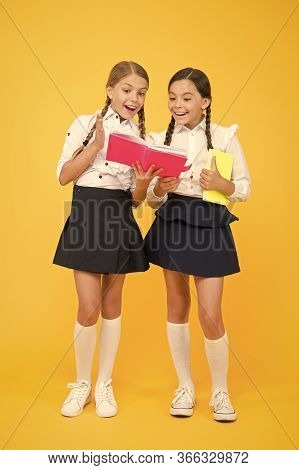 Sharing Gossips Personal Diary. School Friendship. Most Important Thing One Learns In School Is Self