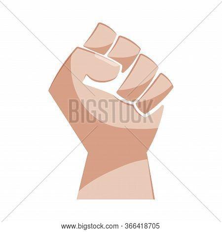 Isolated Hand Icon. Human Body - Vector Illustration