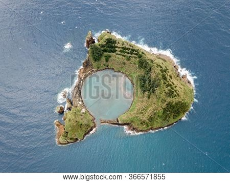 Islet Of Vila Franca Do Campo