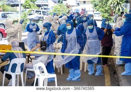 Malaysia Coronavirus Disease 2019 (covid-19) Outbreak