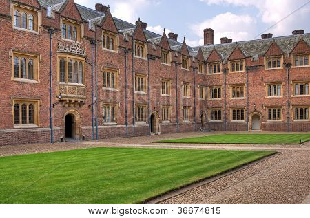 Cambridge university college