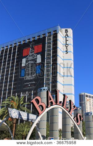 Las Vegas - Ballys Hotel And Casino