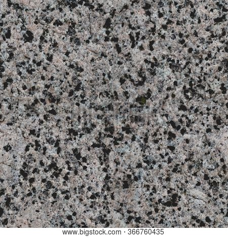 Seamless Pattern Texture Processed Granite Slab. Granite Is Dense, Hard And Strong Rocks. Granite Sl