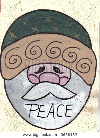 Santa Peace