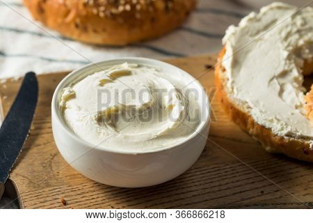 Homemade Creamy Cream Cheese