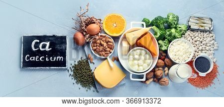 Calcium Rich Foods For Healthy Diet Eating