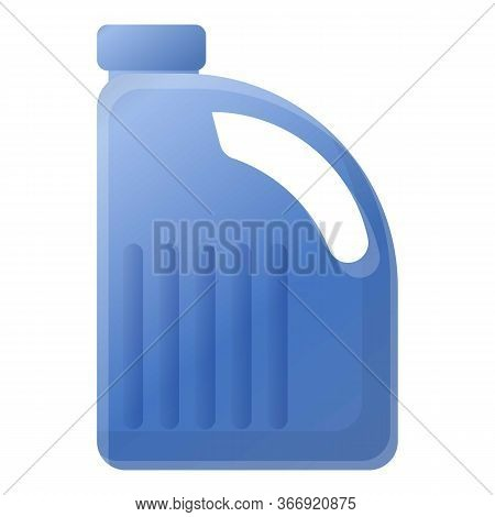 Canister Icon. Cartoon Of Canister Vector Icon For Web Design Isolated On White Background