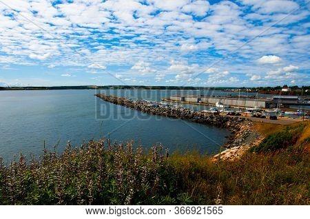 The Souris Harbor - Pei - Canada