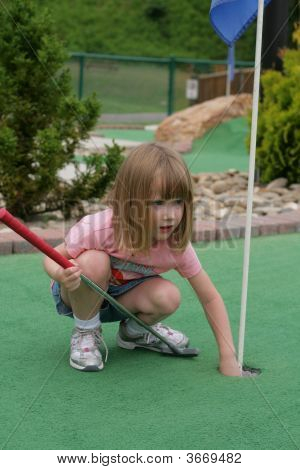 Golfing?