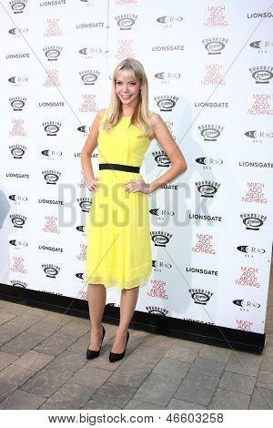 LOS ANGELES - JUN 5:  Riki Lindhome arrives at the