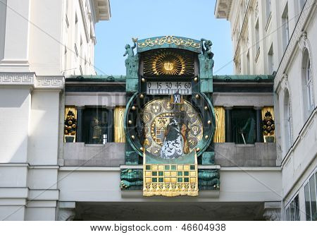 Astronomical Clock in Vienna