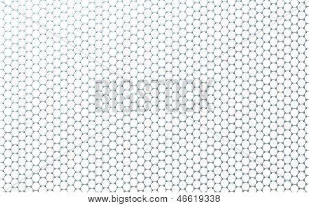 Graphene - Regular Hexagonal Pattern