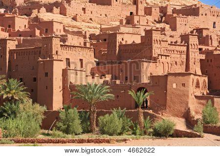 Casbah Ait Benhaddou Morocco
