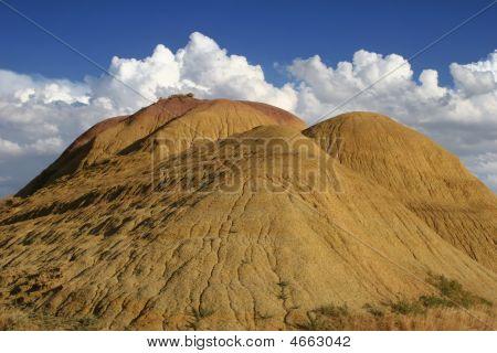 Golden Mounds