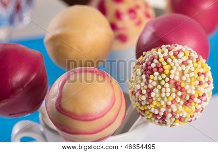 Cakepop Party