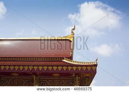 The roof of Thailand