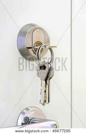 Keys To The Door