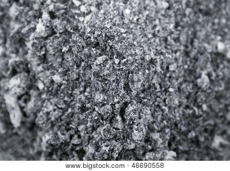Cigarette Ashes Texture