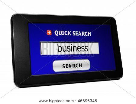 Suche für Unternehmen