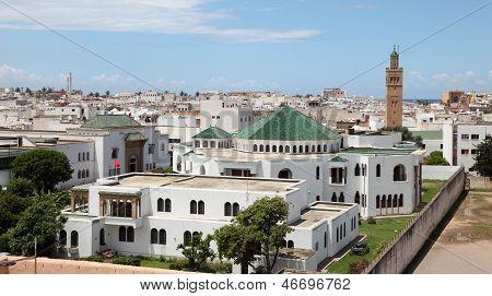 Mosque In Rabat, Morocco