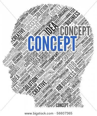 Concept   Conceptual wallpaper poster