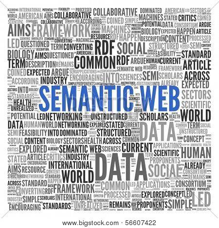 Semantic Web   Conceptual wallpaper