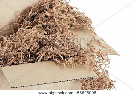 Environmentally Friendly Packing Material