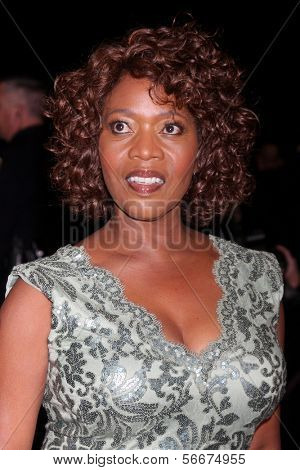 PALM SPRINGS - JAN 4:  Alfre Woodard at the Palm Springs Film Festival Gala at Palm Springs Convention Center on January 4, 2014 in Palm Springs, CA