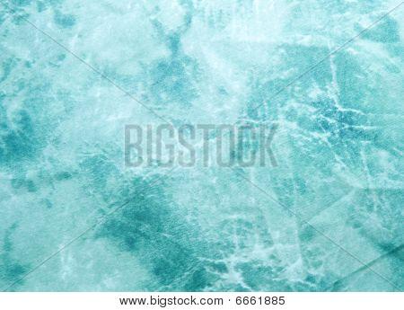 Blue Grunge Pattern Cotten