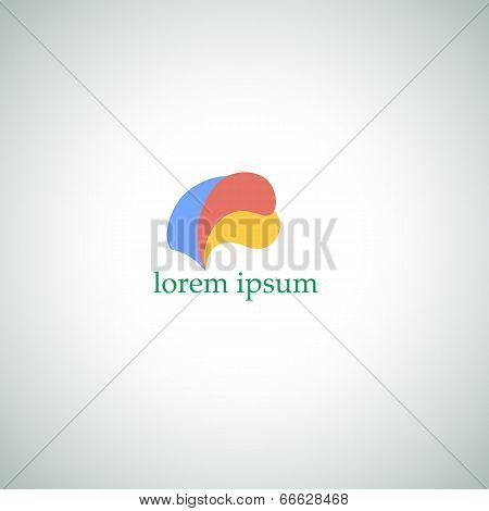 Colorful Business Vector Icon