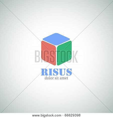 Abstract Business Symbol