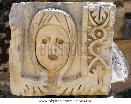 Ancient Bas-relief
